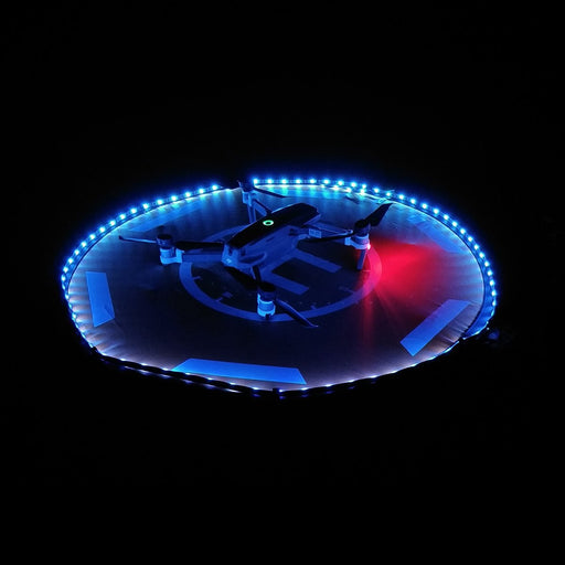 STARTRC Colorful LED rope 75-80cm Landing Pad for DJI Mavic series Phantom series and Racing Drones