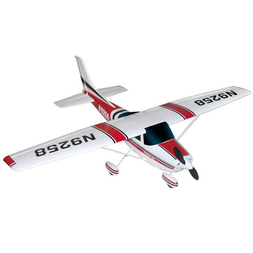 Makerfire 1.4m Cessna 182 EPO PNP version RED
