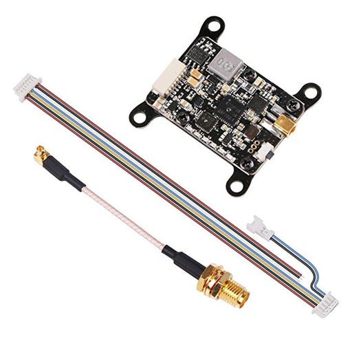 Makerfire FPV Transmitter 5.8Ghz 40CH 25mW/200MW/600mW/1W Switchable VTX Video Transmitter