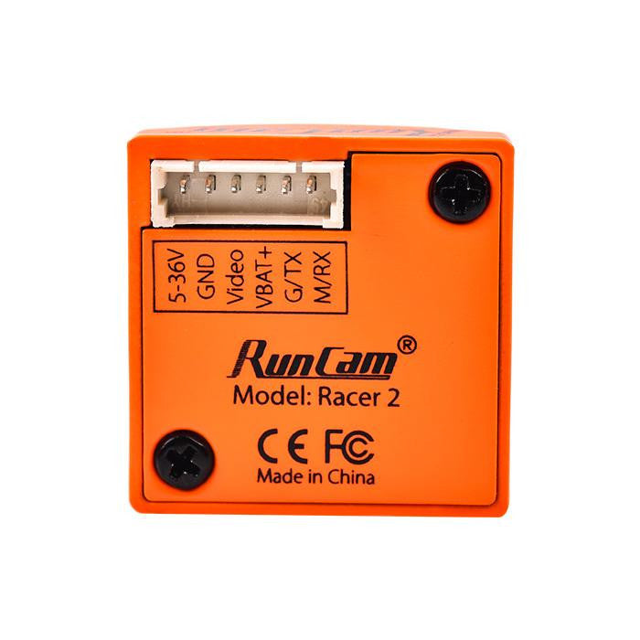 RunCam Racer 2 FPV Camera 1.8mm Lens 700TVL FPV Camera