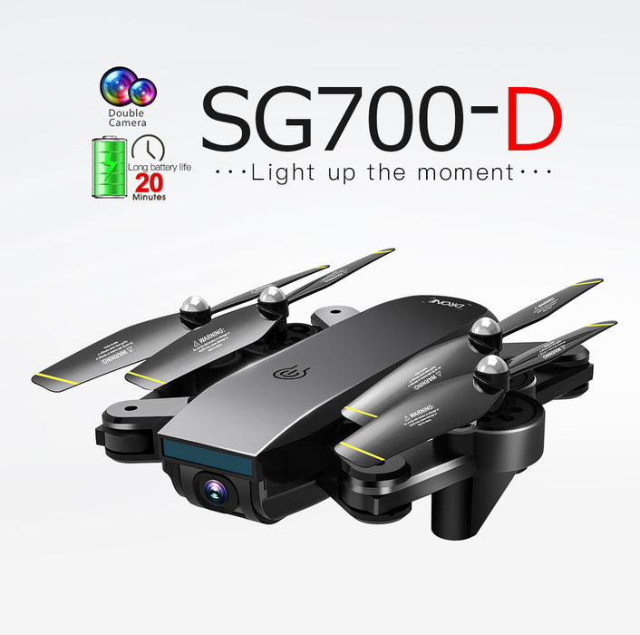 SG700-D FPV RC Drone with 4K HD Wide Camera