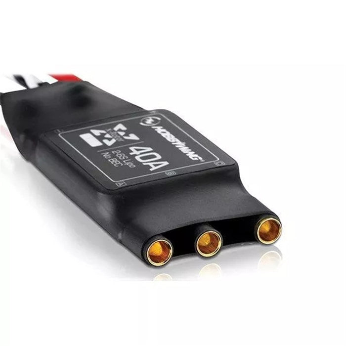 Hobbywing XRotor 40A APAC Brushless ESC 2-6S with Moter Wire For RC Multicopters
