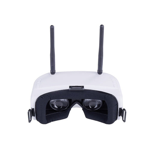 FPV Video Goggles 5.8G 48CH DVR FPV Headset Dual-Displays Diversity FPV w/3.7V 1500mAh Battery