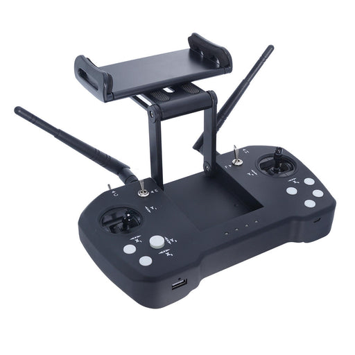 Skydroid T12 2.4GHz 12CH Intergrated Control Video and Telemtry System 20km Range Transmitter with R12 Receiver and Camera for RC Drone
