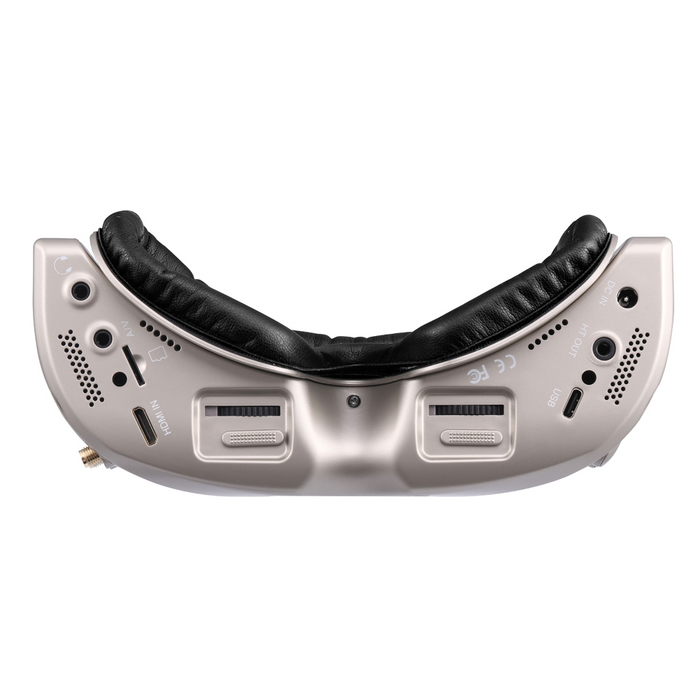 SKYZONE SKY04X OLED 5.8GHz 48CH SteadyView Receiver FPV Goggles with DVR