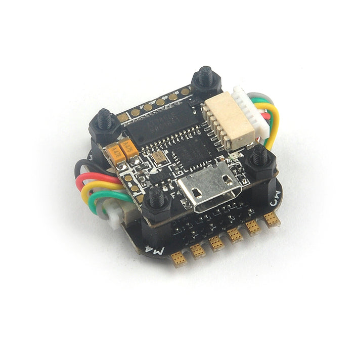 Happymodel TeenyF4 pro Flytower OSD Blheli_S 4in1 ESC 1-2S for Brushless Racing Drone