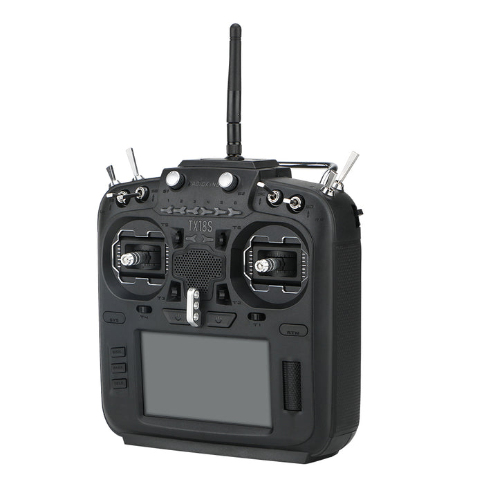 Radioking TX18S 2.4G Hall Sensor Gimbal OpenTX Remote Controller 4-in-1 Module USB-C Charging Radio