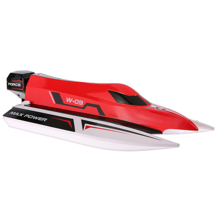 Wltoys WL915 2.4G Brushless High Speed 45km/h Racing RC Boat Model Toys with US plug