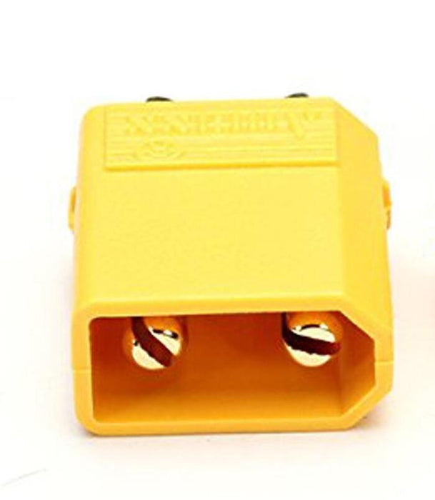 XT30 2mm Connector Plug Male Female Set for RC Quadcopter (Pack of 10)