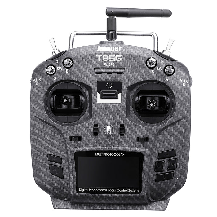 Jumper T8SG V2 Plus T8SG V3 Carbon Special Edition Hall Gimbal Multi-protocol Advanced Transmitter for Flysky Frsky