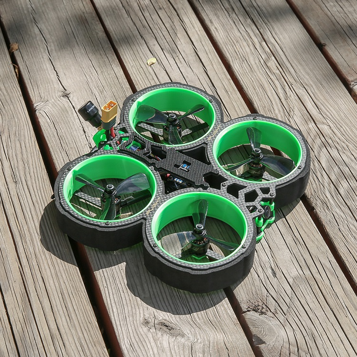iFlight Green Hornet V2 4S 145MM 3Inch CineWhoop PNP BNF FPV Racing RC Drone