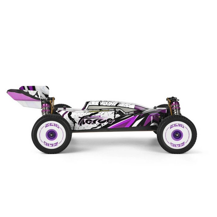 WLToys 124019 RTR 1/12 2.4G 4WD 60km/h Metal Chassis RC Car Off-Road Climbing Truck Vehicles Models Kids Toys