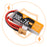 Crazepony 2pcs 2S 300mAh Lipo Battery 80/160C HV 7.6V with XT30 Plug for Mobula7 HD FPV Racing Drone Quadcopter