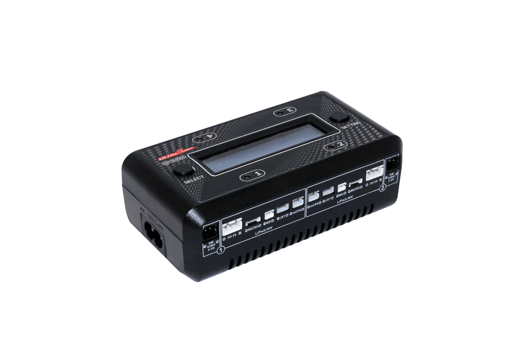 Ultra Power UP-S4AC Smart Charger for 1-2s LiPo/LiHV