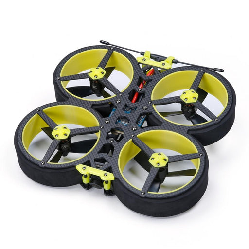 iFlight BumbleBee 142mm 3 Inch 4S CineWhoop FPV Racing Drone Caddx Ratel Cam SucceX-E F4 FC 40A Blheli_32 ESC 500mW VTX