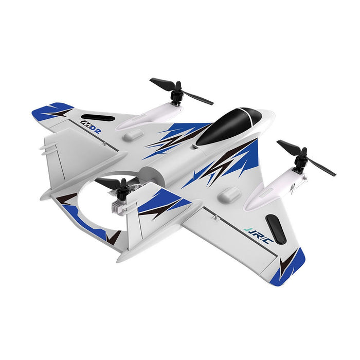 JJRC M02 2.4G 6CH 450mm Wingspan EPO Brushless 6-axis Gyro Aerobatic RC Airplane RTF 3D/6G Mode Aircraft