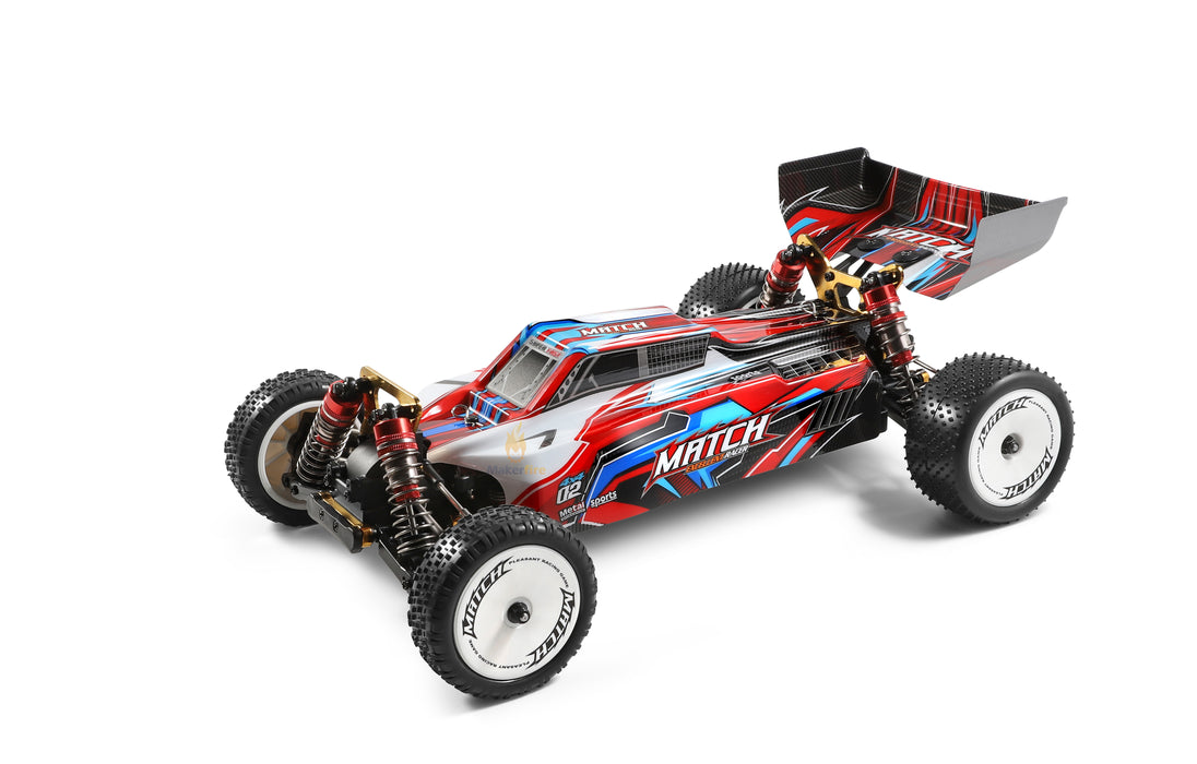WLToys 104001 1:10 scale 4WD Drive Off-road Radio Control Ride On Toy Kids Electric  Brushed Car Toys Vehicle Model