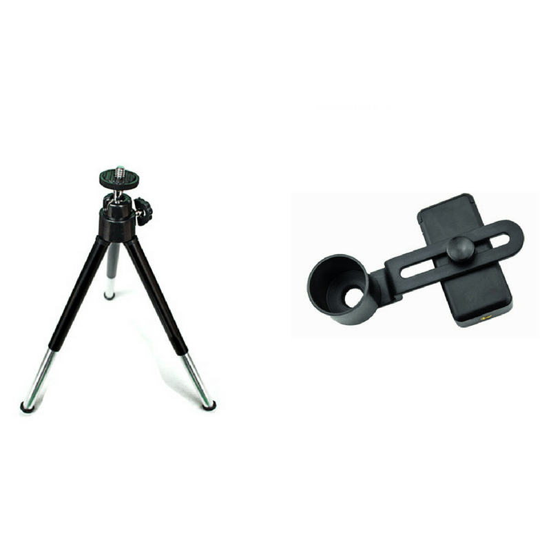 Nikula™ Scope Phone Holder & Tripod