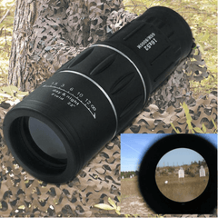 Lightweight Dual Focus Monocular Scope