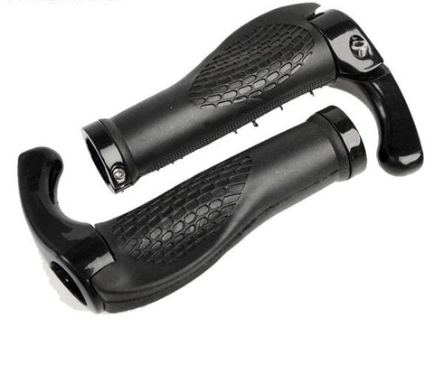 ROCKBROS MTB Folding Bike bicycle Handlebar Rubber Lock-on Grips