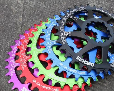 DECKAS MTB 32 34 36 38T Narrow Wide Chainring for SRAM GXP XX1 XO1 X1 GXP XO X9