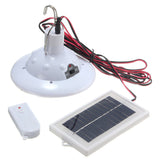 LED Solar Light With Remote