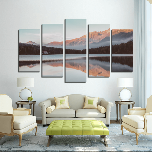 Canvas Prints Wall Art Framed/Unframed 5 Panel