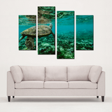 Canvas Prints Wall Art Framed/Unframed 4 Panel