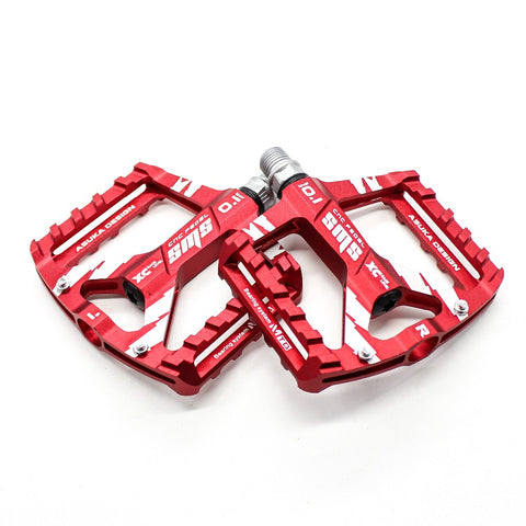 Platform Alloy Road Ultralight Bearing Pedals 8 colors MTB