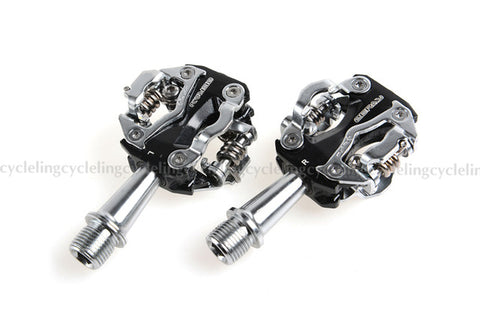 ZERAY MTB Aluminum/Alloy  Self-locking Pedals
