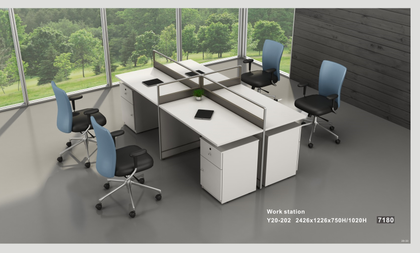 Workstation & Office Partition Series
