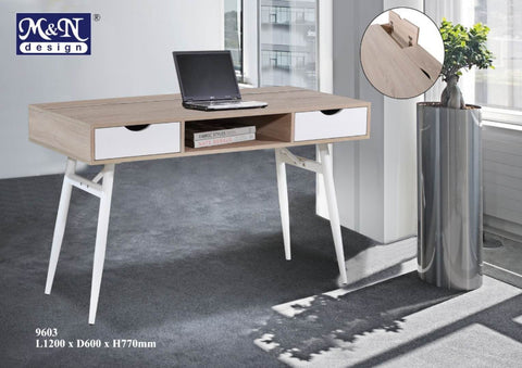 Computer Table / Study Desk -9603 - M&N Office Furniture Store