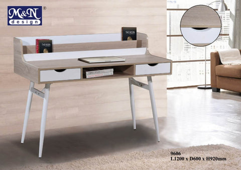 Computer Table / Study Desk -9606 - M&N Office Furniture Store