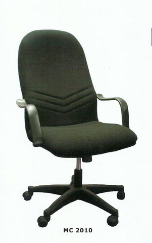 High Back Fabric Managerial Chair - MC-2010 - M&N Office Furniture Store