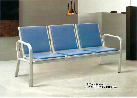 Airport Link Chair - H03 - M&N Office Furniture Store