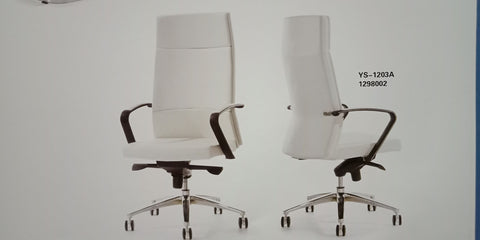 Leather Director Chair - YS-1203A - M&N Office Furniture Store