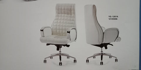 Leather Director Chair - YS1207A - M&N Office Furniture Store