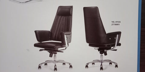 Leather Director Chair - YS-915A - M&N Office Furniture Store