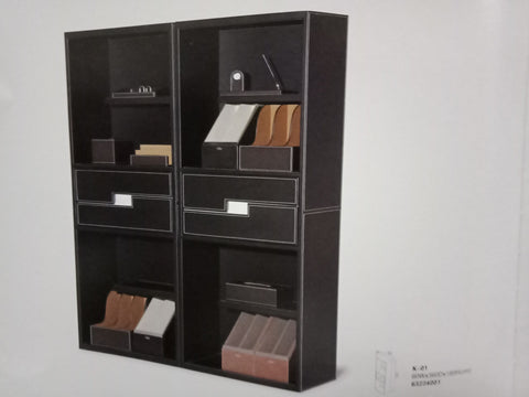 Filing Cabinet - Leather Series - K-01 - M&N Office Furniture Store