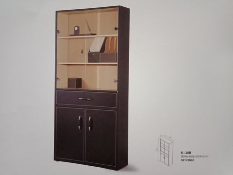 Filing Cabinet - Leather Series - K-38B - M&N Office Furniture Store