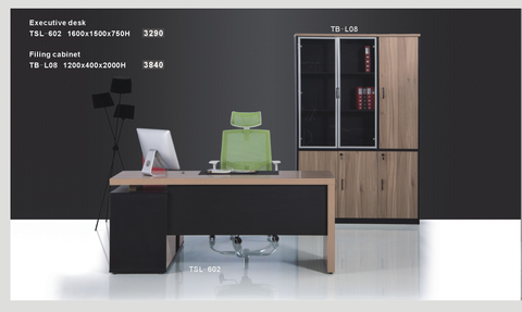 Executive Desk - TSL-602 - M&N Office Furniture Store