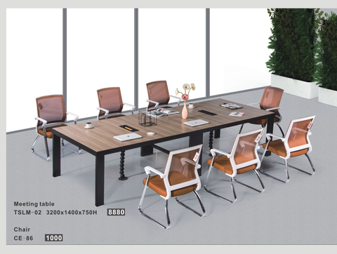 Meeting Table - TSLM-02 - M&N Office Furniture Store