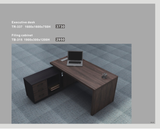 Executive Desk - TR-337 - M&N Office Furniture Store