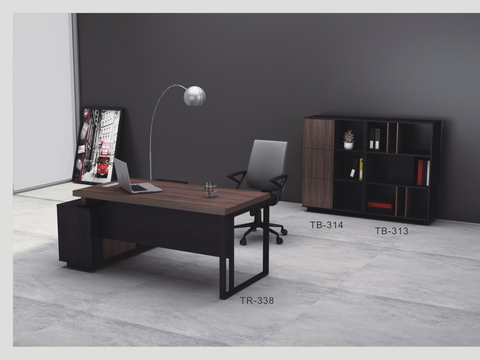 Executive Desk - TR-338 - M&N Office Furniture Store