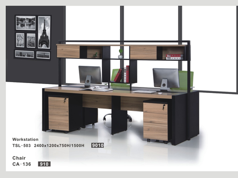 Workstation - TSL-503 - M&N Office Furniture Store