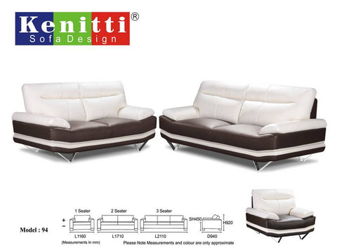Office Sofa - Contemporary Design - 94 - M&N Office Furniture Store