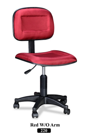 Typist Chair - CM7 - without arm - M&N Office Furniture Store