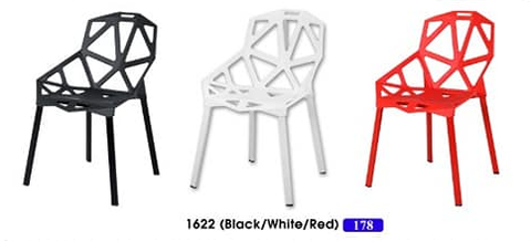 Stylish Designer PP Chair - 1622 - M&N Office Furniture Store