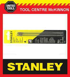 "STANLEY 6-1/2"" 4-PACK 15tpi COPING SAW BLADES"