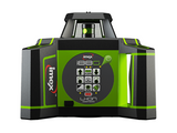 IMEX i88G H/V GREEN BEAM ROTATING LASER LEVEL WITH LRX10 DIGITAL RECEIVER